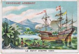 Cromo LE PETIT DIEPPE (1364) - Lombart