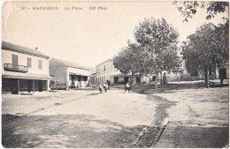 MAZAGRAN. La Place. 86 - Algérie