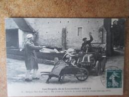 LES PROGRES DE LA LOCOMOTION - Cartes Postales