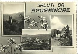 Sporminore (Trento, Trentino) Val Di Non, Vedute Panoramiche - Other Cities