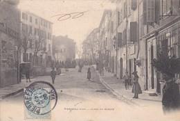 Pierrefeu Place Du Marché - France