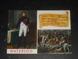NAPOLEON WATERLOO VICTOR HUGO - Waterloo