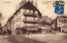 ANNECY   -   Rue Du Pâquier Et Rue Vaugelas - Annecy