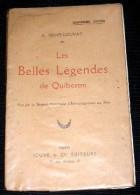 SERVE-LOUVAT : LES BELLES LEGENDES DE QUIBERON - Livres, BD, Revues