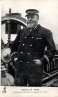 "CPA SAINT-MALO 35 - Naufrage Du ""HILDA""   (Capitaine Grégory) - Saint Malo"