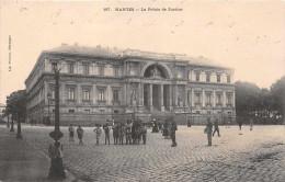 NANTES  - Le Palais De Justice ,animée ( Edts Poupin ) - Nantes