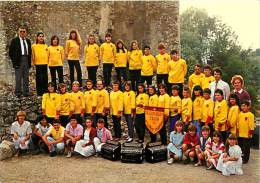 Réf : T 15 -1988 :   SAINT DOULCHARD ACCORDEON CLUB DE MEHUN SUR YEVRE - France