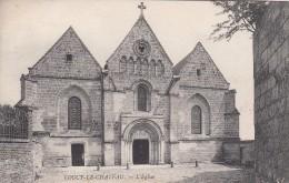 Cp , 02 , COUCY-le-CHÂTEAU , L'Église - Autres Communes