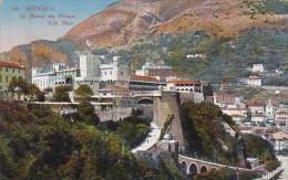 Monaco Le Palais du Prince 1911