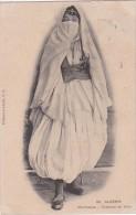 Algerie Mauresque Costume De Ville 1908 - Costumi
