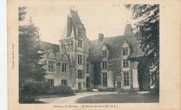 SAINT MARTIN DU BOIS - Château Du Percher - France