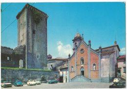 ER107     Viterbo - Civitella D´ Agliano - Torre Dei Monaldeschi - Chiesa Parrocchiale - Viterbo