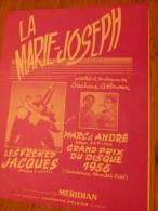 LES FRERES JACQUES LA MAIRIE JOSEPH - Muziek & Instrumenten