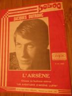JACQUES DUTRONC L ARSENE - Chansonniers