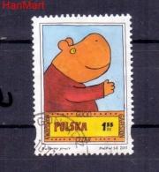Poland 2011 Mi  Mpl4522e Cancelled-story,hippo - 1944-.... Repubblica