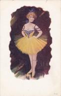 Dance The Ballerina Signed Pollock