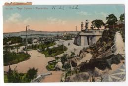 Uruguay Montevideo Tarjeta Postal Nº594 Carluccio Vintage Original Ca1900 Postcard Cpa Ak (W4_1813) - Uruguay