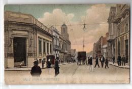 Uruguay Montevideo Tarjeta Postal Ed. Strobach Nº82 Zavala Road Vintage Original Ca1900 Postcard Cpa Ak (W4_1818) - Uruguay