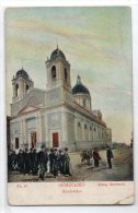Uruguay Montevideo Tarjeta Postal Ed. Strobach Nº43 Seminario Vintage Original Ca1900 Postcard Cpa Ak (W4_1820) - Uruguay