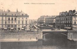 NANTES  -  L´Erdre Et La Loire à Leur Point De Jonction - Nantes