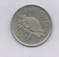 Seychelles One Rupee 1992 - Seychelles