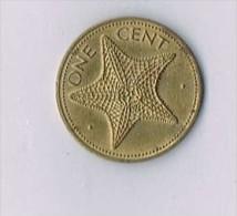 Bahamas 1 Cent 1974 - Bahamas