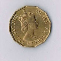 3 Pence 1959 - Elizabeth II - Nigeria