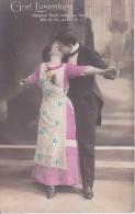 AK Graf Luxemburg - Gleiches Recht Heisst Es Hier... - 1911 (20328) - Opera