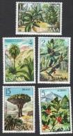 Espana - Serie Completa N.1774 - 78 - 5 Valori - Nuova ** - Vegetazione
