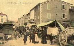 511Bd   04 Bras D'Asse Le Marché De La Bégude (rare Colorisée) - France
