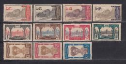 1910 - 1918   VARIOS  SELLOS   /  * / - Gabon (1886-1936)