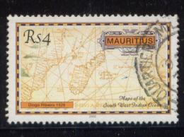Mauritius (Maurice) Map R4 - Maurice (1968-...)