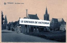 Dottignies - Rue Général Leman - Zonder Classificatie