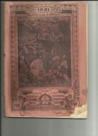 Almanach Du Pelerin De 1921 _95 Pages -  Etat Moyen__Les Traces Noire Viennent Du Scan - Old Books