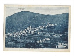 CARTOLINA DI MENDATICA - IMPERIA - 3 - Imperia