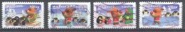 France YT N°A97/A100 Meilleurs Voeux Oblitéré ° - Used Stamps