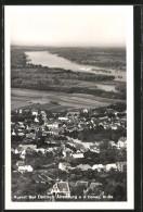 AK Bad Deutsch-Altenburg A. D. Donau, Totalansicht - Autriche