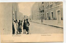 MOZAMBIQUE(TYPE) CONSULAT DE FRANCE - Mozambique