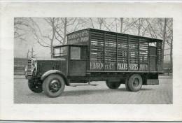 CAMION(PANTIN) - Camions & Poids Lourds