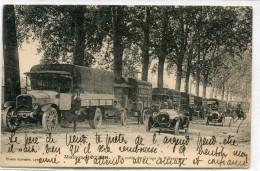 CAMION(VILLEURBANNE) MAISON ROZIER - Camions & Poids Lourds