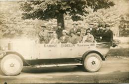 AUTOCAR(CARTE PHOTO) LOURDES - Bus & Autocars