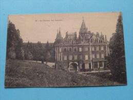 Le Château Des Amerois ( 12 ) - Anno 19?? ( Zie Foto Voor Details ) ! - Bouillon