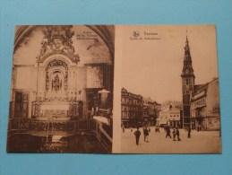 Autel Et Eglise ( Richel Soeurs ) - Anno 1935 ( Zie Foto Voor Details ) ! - Verviers