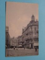 Rue Du Pont St. LAURENT ( Serie Verviers N° 52 ) Reclame Farine Lactée RENAUX / Anno 19?? ( Zie Foto Voor Details ) ! - Verviers