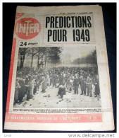 INTER. 1948. 162. BAGARRE A L' OMBRE DU SOLDAT INCONNU. MES SARONG : DOROTHY LAMOUR - Journaux - Quotidiens