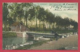 Turnhout - Brug 2 Nieuwe Vaart -S.B.P. - 1912 ( Verso Zien ) - Turnhout