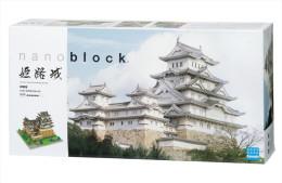 Himeji Castle Nanoblock  1/340   ( Kawada  ) - Buildings