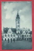 Dendermonde / Termonde - Hôtel De Ville - S.B.P. - 1912 ( Verso Zien ) - Dendermonde
