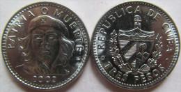 """Cuba 3 Pesos 2002 """"Ernesto Che Guevara"""" UNC  KM# 346a - Cuba"""