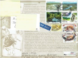 RUSSIA  #  STAMPED STATIONERY - Entiers Postaux